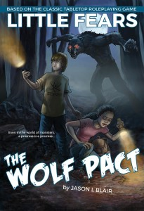 Little Fears: The Wolf Pact Cover